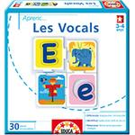 Juego Aprenc…les Vocals Educa Borrás