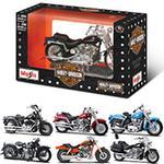 Moto Harley Davidson Maisto