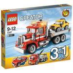 Camioneta Con Remolque Lego