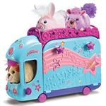 Playset El Bus De Las Estrellas/gira Gira Hasbro