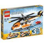 Helicóptero De Transporte Lego