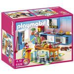 Cocina De La Casa De Muñecas Playmobil