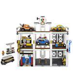 Garaje Urbano Lego