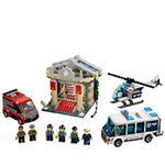 Asalto Al Tren Lego
