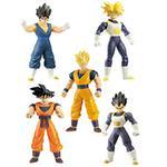 Figuras Acción Con Dragón Dragon Ball Z Bandai