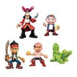 Pirata De Nunca Jamás Disney Mattel
