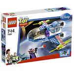 Nave Espacial Comando Estelar Toy Story Lego