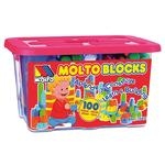 - Contenedor 100 Bloques Molto