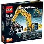 Lego Technic – Máquina Excavadora – 42006