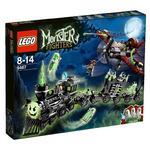 Lego Monster Fighters – El Tren Fantasma – 9467