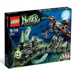 Monster Fighters El Tren Fantasma