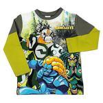 Camiseta Manga Larga Gormiti Verde – Talla 8
