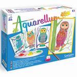 Aquarellum Junior Búhos