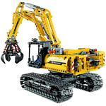 Technic Máquina Excavadora-3