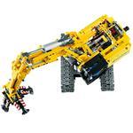 Technic Máquina Excavadora-4