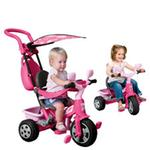 Triciclo Baby Plus Music Girl Feber