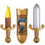 Espada Mágica Con Transformación Mike El Caballero Mattel