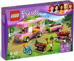 Lego Friends Caravana De Aventuras