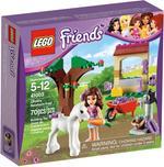 Lego Friends El Potro De Olivia
