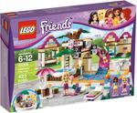 Lego Friends La Piscina De Heartlake City