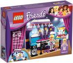 Lego Friends El Estudio De Ensayo