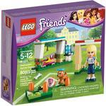 Lego Friends El Entrenamiento De Stephanie