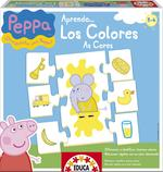 Peppa Pig Aprendo Los Colores
