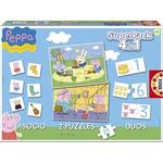 Peppa Pig Superpack 4 En 1