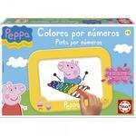 Peppa Pig Colorea Por Números