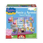 Peppa Pig Asocio Y Aprendo