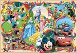 Puzzle Mundos Disney 1000 Piezas