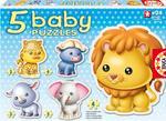 Puzzle Baby Animales Salvajes