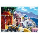 Puzzle Atardecer En El Egeo 1500 Piezas