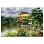 Puzzle Templo Del Pabellón Dorado, Kioto 2000 Piezas