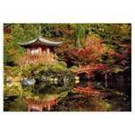 Puzzle Templo Daigo-ji, Kyoto, Japón 1500 Piezas