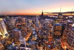 Puzzle Atardecer En Manhattan 3000 Piezas