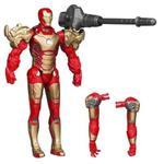 Iron Man Figuras De Acción Conexión-1