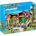 Playmobil Nueva Granja Con Silo