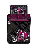 Monster High Pack Bolso Tablet + Headphoner Premiunm + Stylus-2