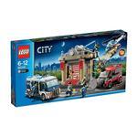 Lego City – Asalto Al Museo – 60008