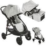 Sillita De Paseo City Versa Gt Pack Color Plata