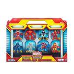 Playskool Heroes -marvel Iron Man Adventures – Im Hall Of Armor Iron Man