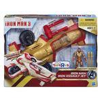 Iron Man – Vehículo De Ataque (varios Modelos)-1