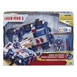 Iron Man – Vehículo De Ataque (varios Modelos)-2