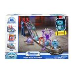 Monsters University – Roll A Toxic Race Playset