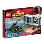 Lego Súper Héroes – Iron Man Ataque A La Mansión De Malibú – 76007