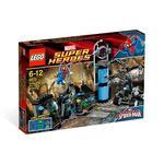 Lego Súper Héroes – Spiderman La Trampa De Spiderman Para El Doctor Octopus – 6873