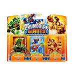 Skylanders – Skylander Triple Pack – Prism Break + Lightning Rod + Drill Sergeant