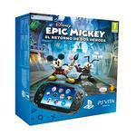 Consola Ps Vita + Epic Mickey 2