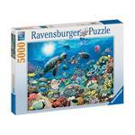 - Puzzle 5000 Piezas Mundo Submarino Ravensburger